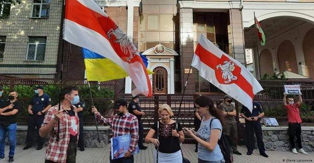 "Lukashenko Accuses Ukraine Of Attempting To Fuel ""Minsk Maidan"""