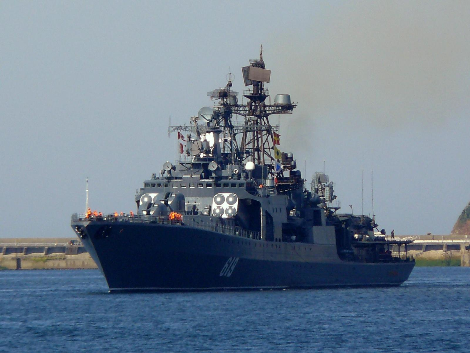 The Russians Are Coming: Agreement With Sudan For Logistics Naval Base Officially Published Online