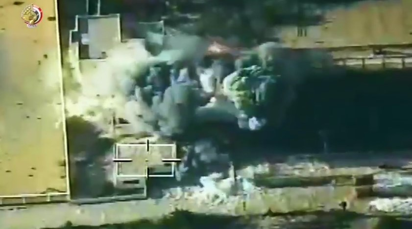 Egypt Announces Preemptive Strikes On Militants Deployed Near Border, In Eastern Libya (Video)