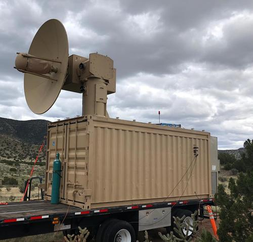U.S. Testing Its THOR Drone-Killing Microwave Weapon In Africa