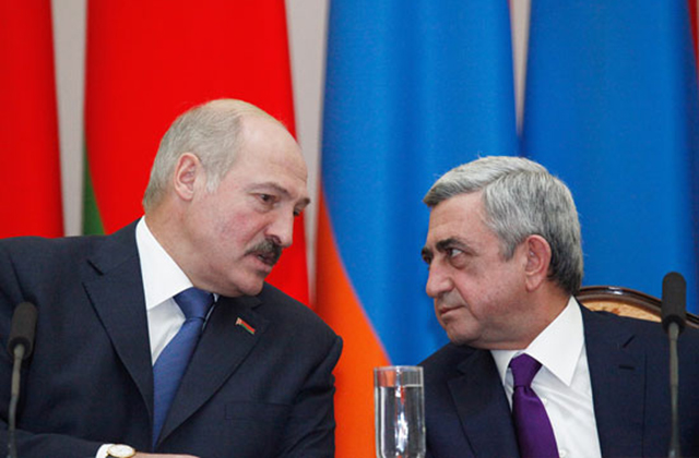 $5bn For 7 Districts: Leaked Conversation Between Lukashenko And Sargsyan Shows Who Truly Betrayed Armenia