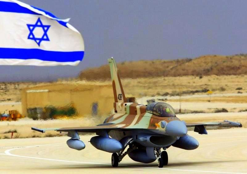 IDF Carried Out 50 Strikes In Syria, 300 Strikes in Gaza In 2020