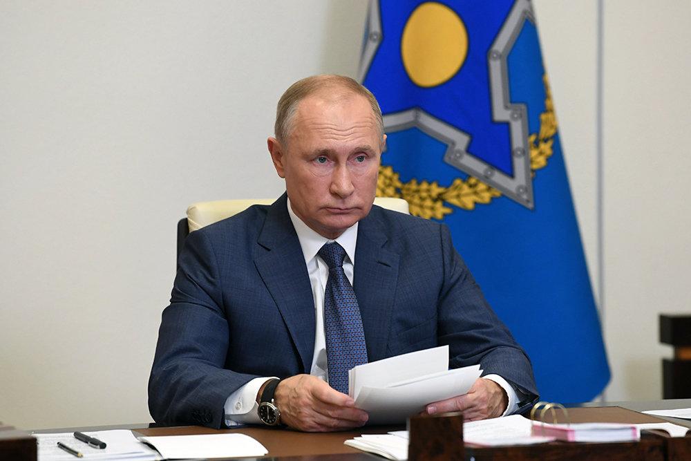 Putin Lends His Support To Nikol Pashinyan