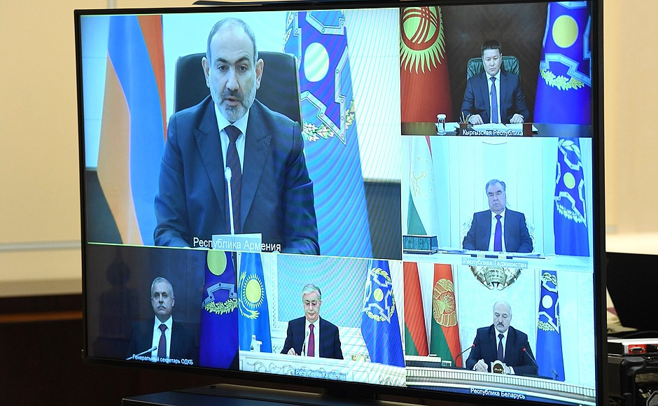 Putin Lends His Support To Nikol Pashinyan