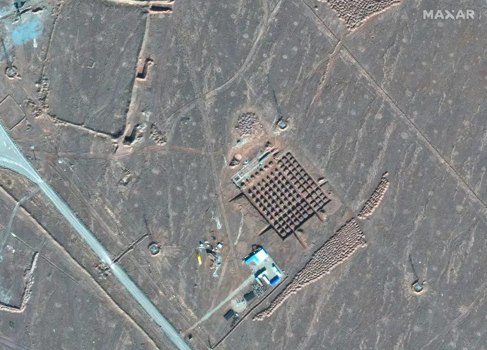 IRGC Deploys SAM To Defend Nuclear Sites Amid U.S. Strike Concerns: Reports