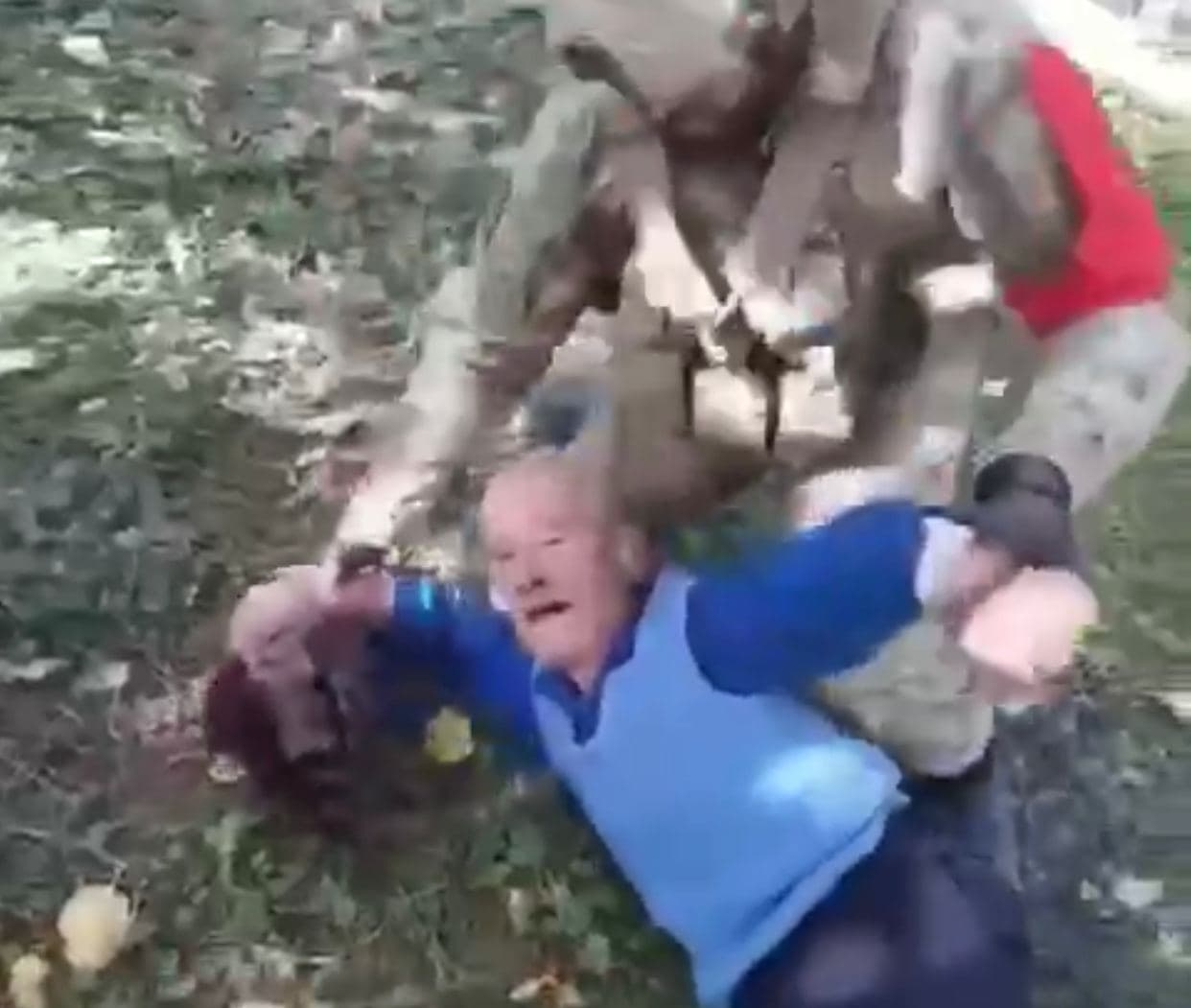 Azerbaijani Soldier Decapitate Elderly Armenian Man In Karabakh As Turkish Forces Prepare To Participate In Victory Parade In Baku