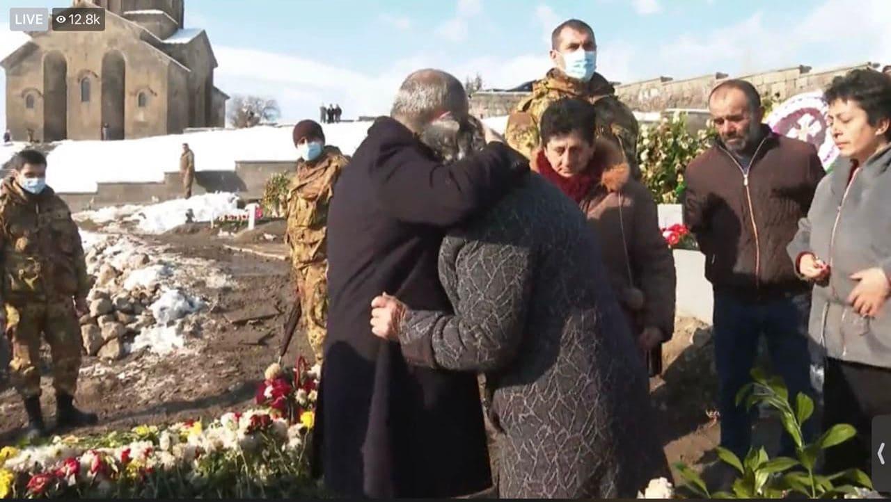 Pashinyan Out Of The Basement, But Not Welcome In Nagorno-Karabakh's Syunik