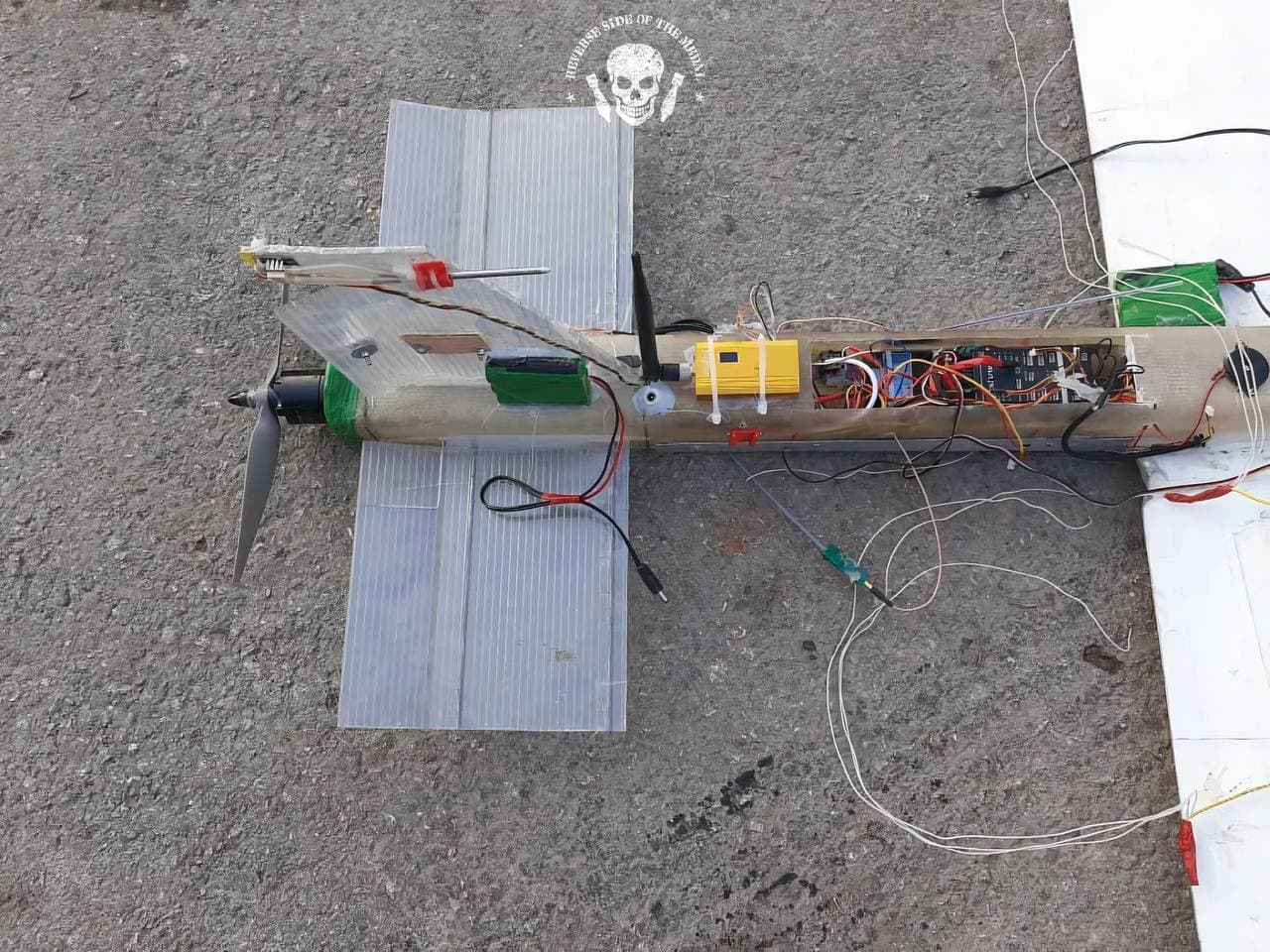 Syrian Army Shot Down Suicide Drone Launched By Militants In Greater Idlib (Photos)