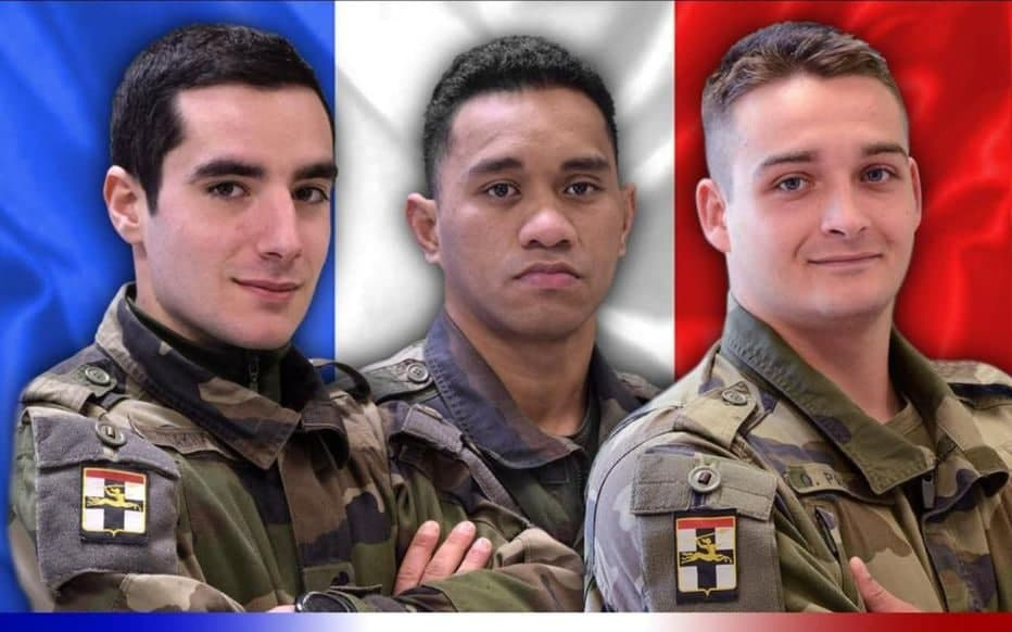 Three French Soldiers Killed In Mali