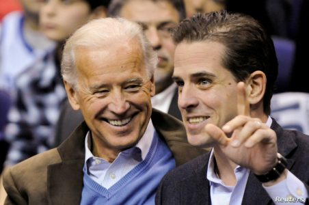 Hunter Biden Shows How to Become a Leading Artist in America