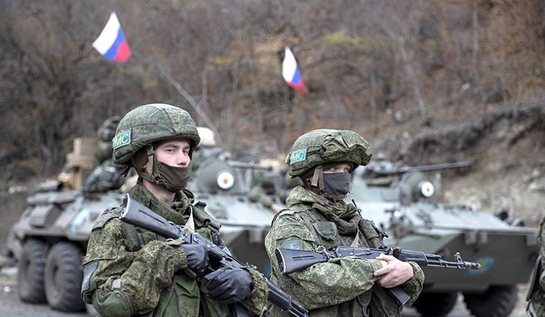 Two Russian Military Strongholds Established In Armenia On Azerbaijani, Iranian Borders