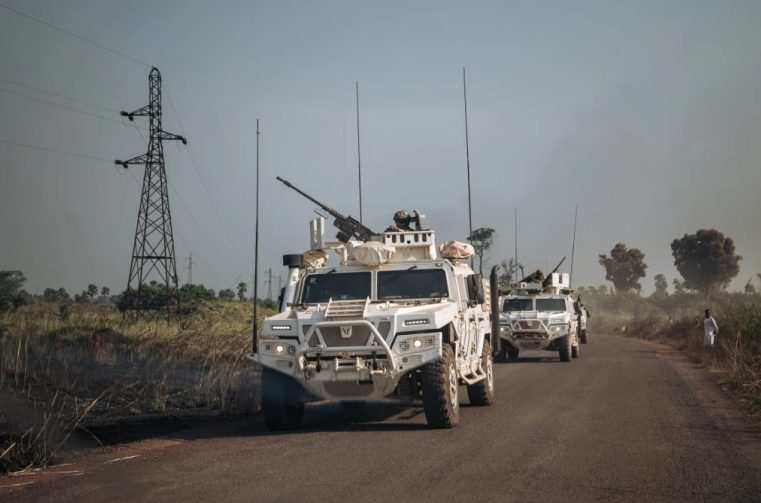 Rebels In CAR Capture 4th Largest City, As Russia Reveals Details Of Its Military Presence