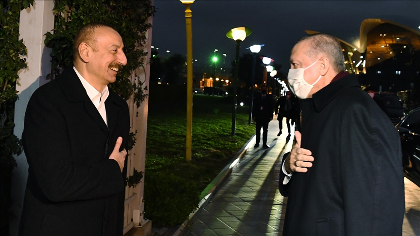 """Yerevan, Zangezur, Sevan Are Our Historical Lands"": Azerbaijani-Turkish Victory Parade Spells Dark Times Incoming For Armenia"