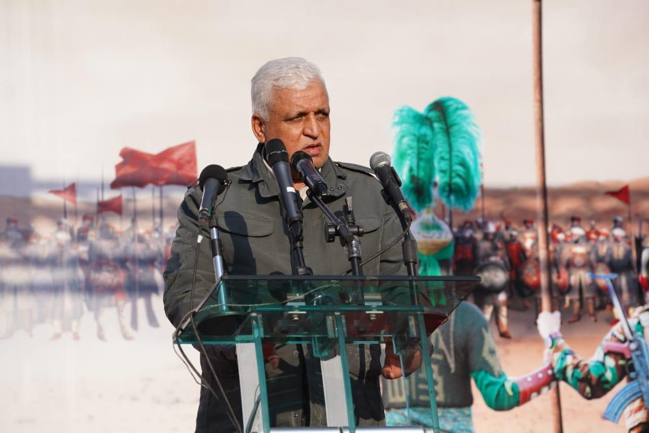 US Sanctions Iraqi PMU Leader Over 'Human Rights Violations'