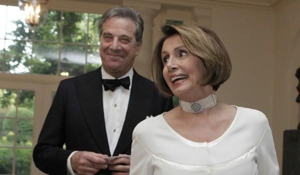 A Democratic National Treasure: The Saga Of Nancy Pelosi's Laptop