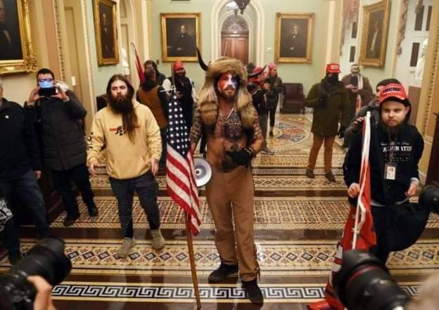 U.S. Capitol Assault Revealed Real Face Of 'American Democracy'