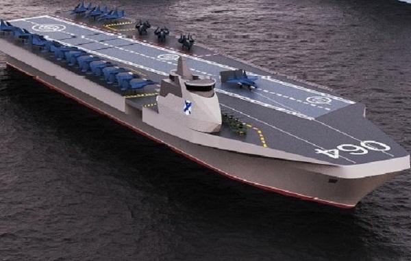 Robotic Combat Platforms Open New Era Of Naval Warfare