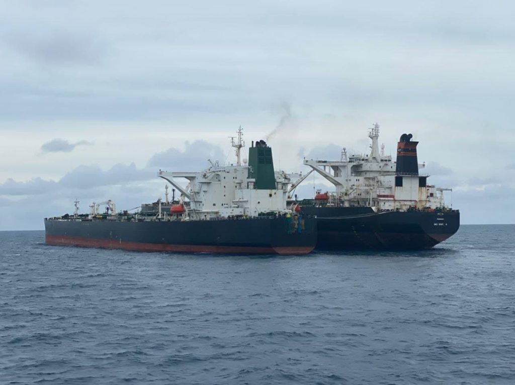 Indonesia Seizes Iranian, Panamanian Oil Tankers Allegedly Involved In Fuel Trade With Venezuela (Videos)