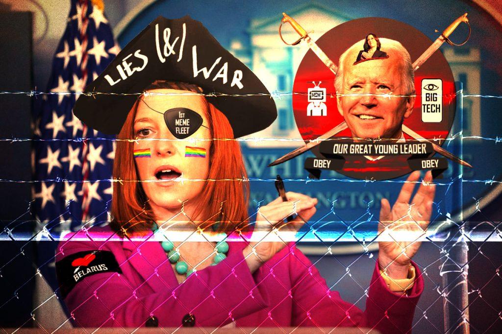 White House Briefings for Children: Jen Psaki Circles Back