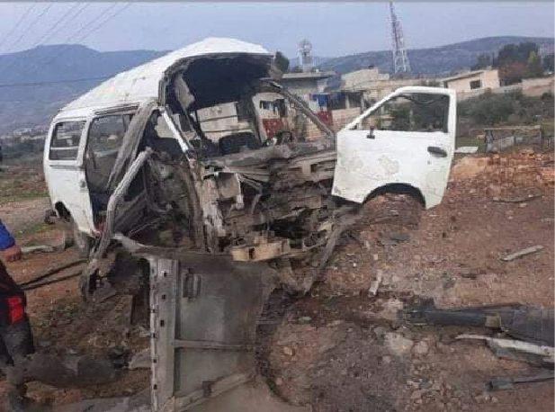 Casualties Reported Following Turkish Shelling On Northwestern Hama, Southern Idlib