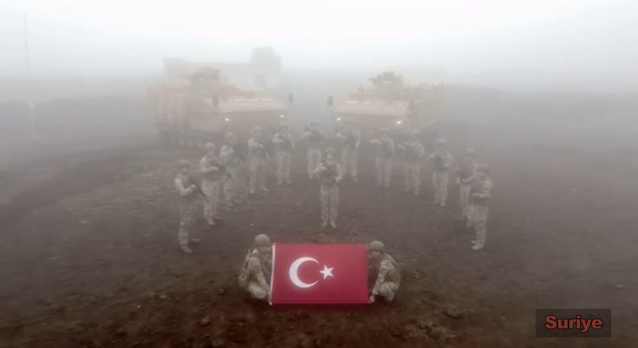 Turkish Tank-Hunting Vehicle Spotted In Syria