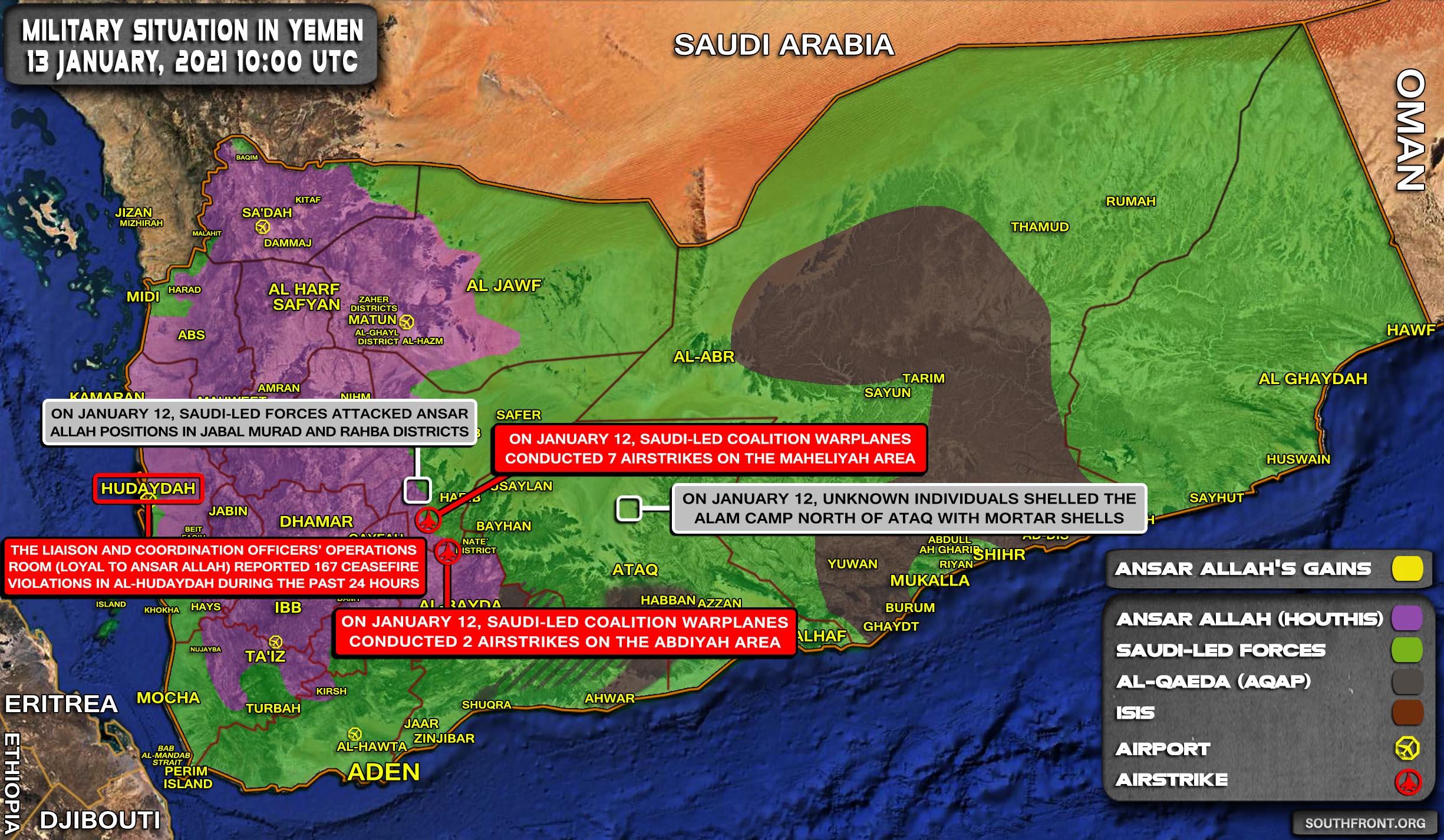 A Rare Standoff: EU Condemns US Designating Of Yemen's Houthis As 'Terrorists'