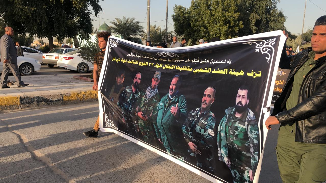 23 Iraqi Fighters Killed, Injured In Large ISIS Attack In Saladin