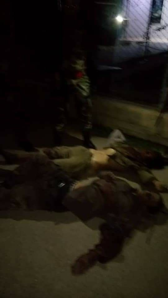 At Least 5 ISIS Members Were Killed In Recent Clashes With Government Forces At Homs-Deir Ezzor Highway (Photos)
