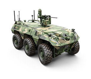 South Korea Introduces Variety Of New Tactical Unmanned Ground Vehicles