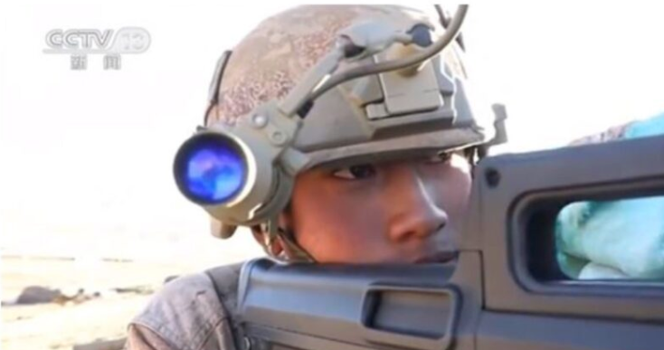 """China Reportedly Equipped Its Soldiers With """"Self-Destruct Helmets"""", Likely To Protect Its Super Soldier Serum"""