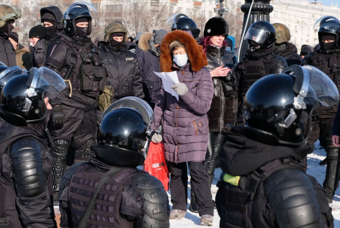 Russian Opposition Failed But Prepares For The Second Round