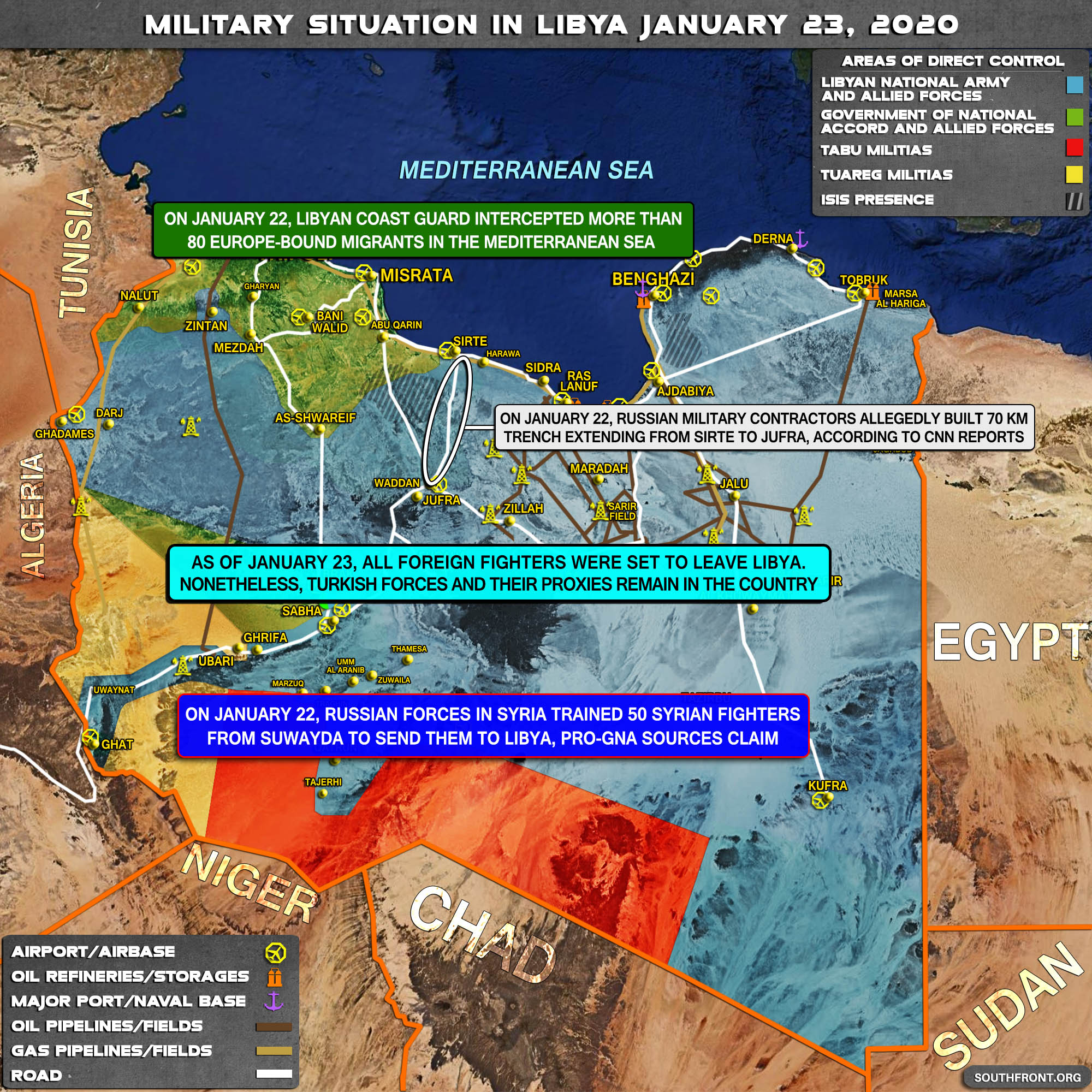 Turkey Is Still Deploying Syrian Mercenaries In Libya: Monitoring Group