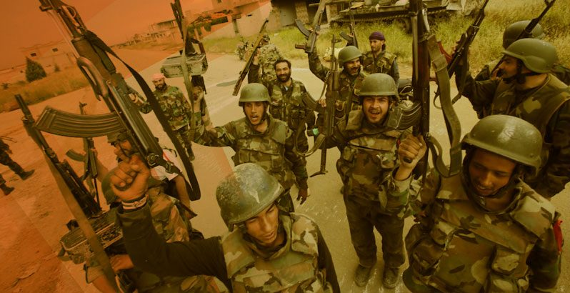 Syria Lowers Army Readiness Level For The First Time In Nine Years