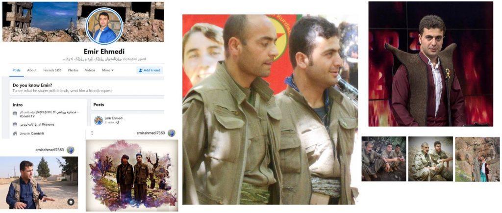 PKK Shadow Government Runs Kurdish 'Rojava' In Syria's Northeast