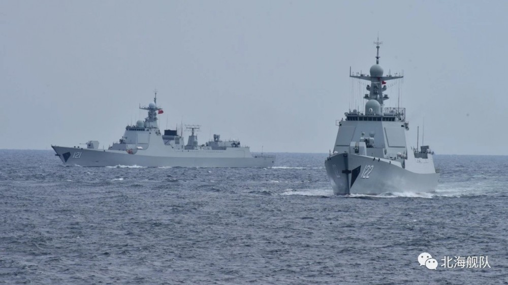 A Busy 2020 For Chinese Military Shipbuilding, And A Promise Of An Even Busier 2021