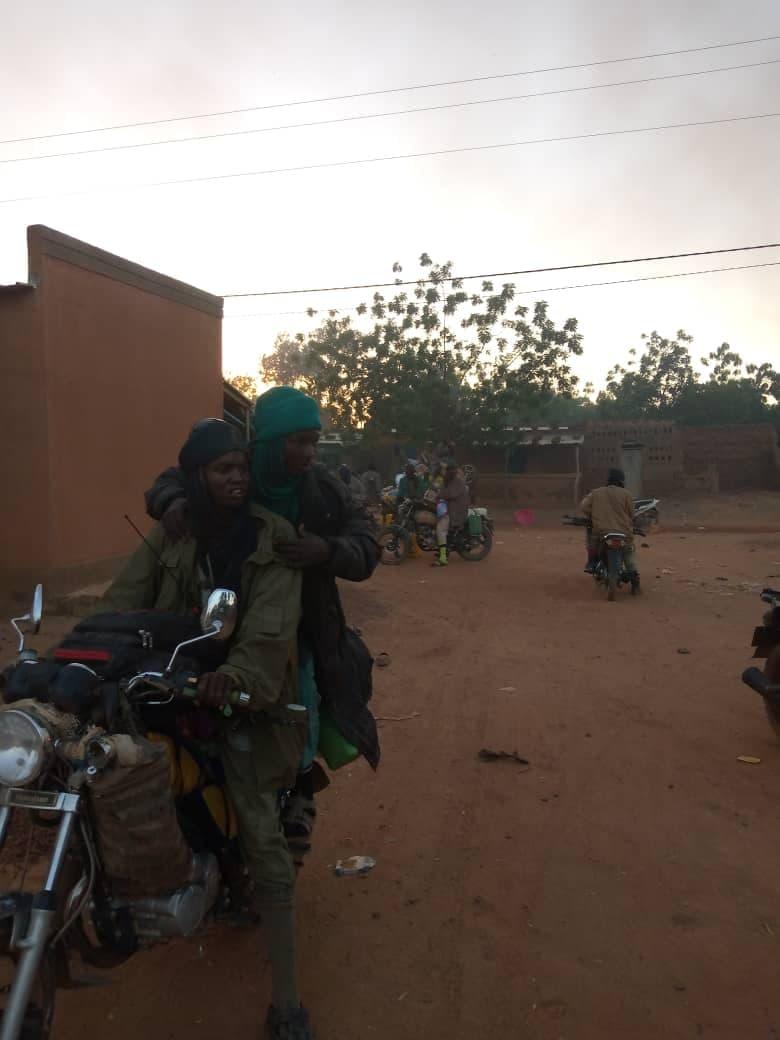 Terrorist Attack Leaves Six Dead In Burkina Faso (Photos)