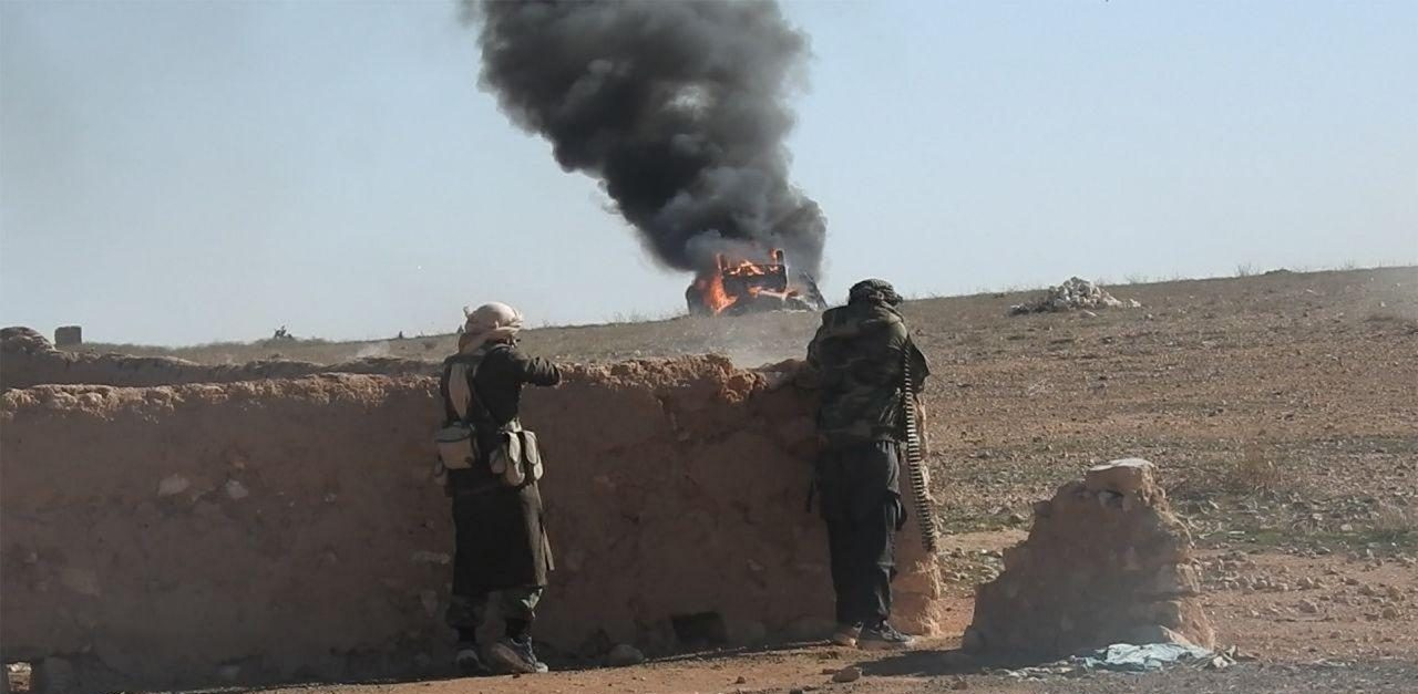 ISIS Cells Ambushed Syrian Reconnaissance Unit In Eastern Homs