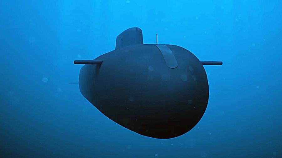 Russia's Poseidon Nuclear Submarine Robots To Have A Coastal Base By 2022