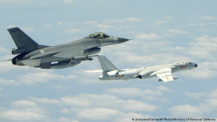 "12 Chinese Warplanes ""Encroach"" Taiwan's Airspace, As Missile Defense Systems Locked On Them"