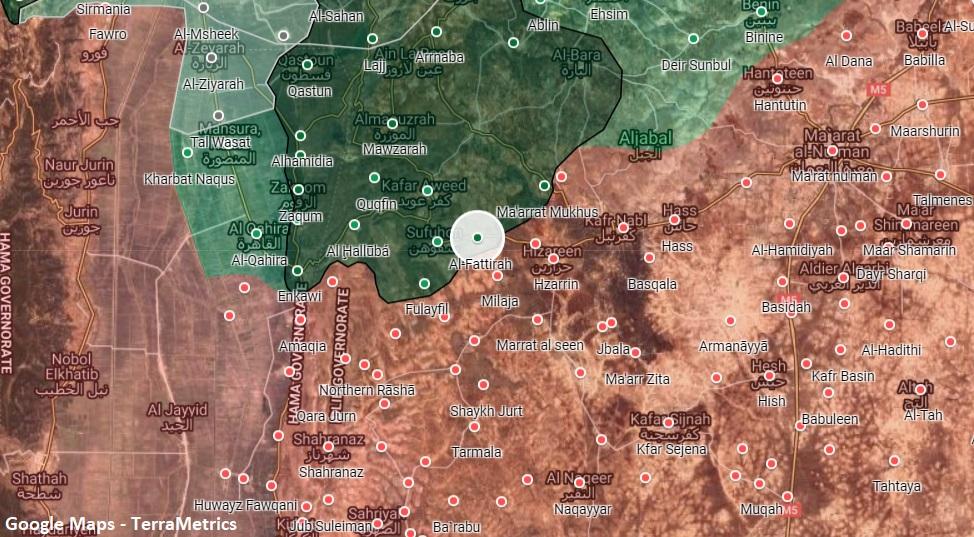 Syrian Army Fire Eliminated Two Al-Qaeda Militants In Greater Idlib