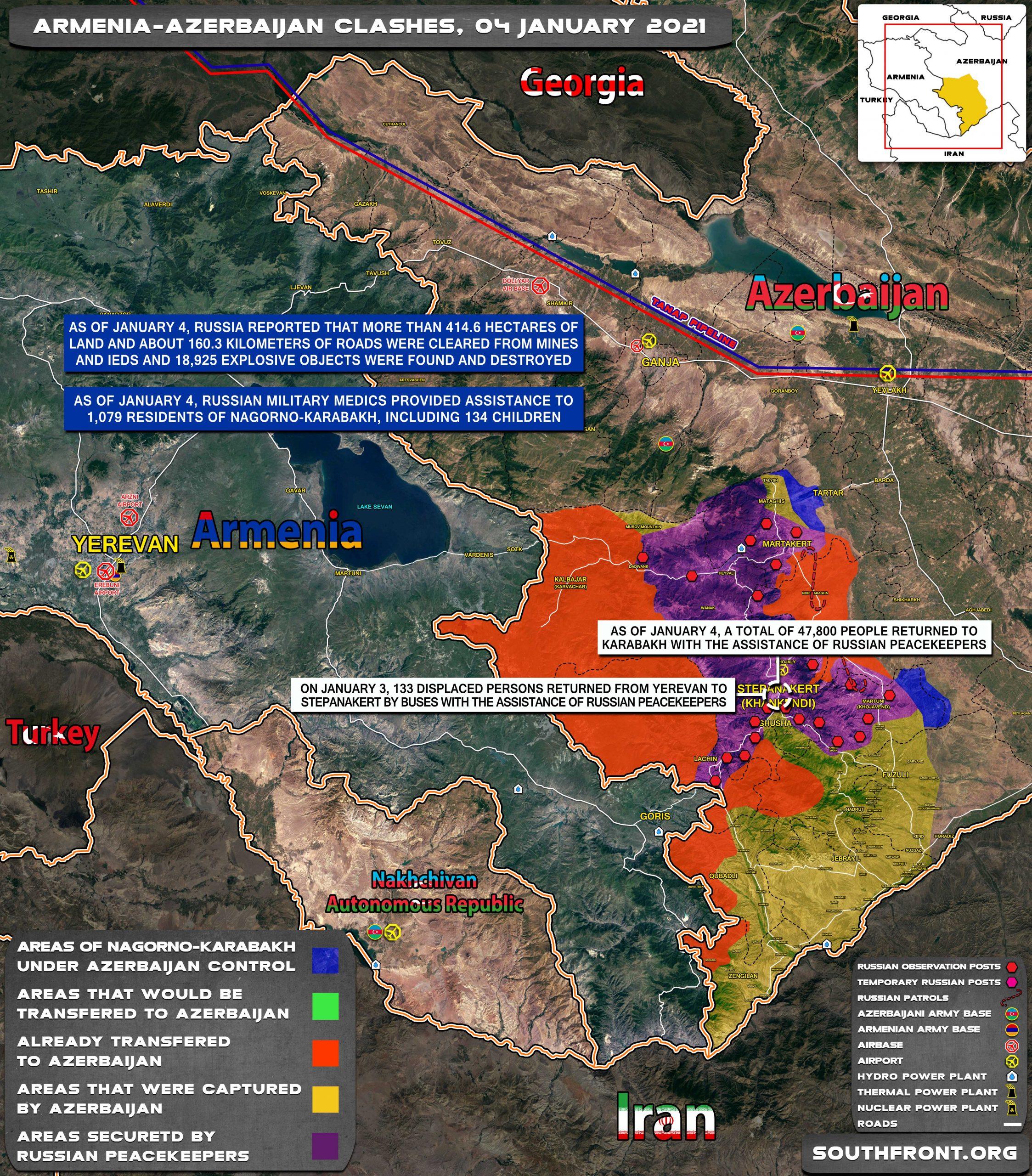 Azerbaijan Used Turkey's TRLG-230 Artillery System In Karabakh War