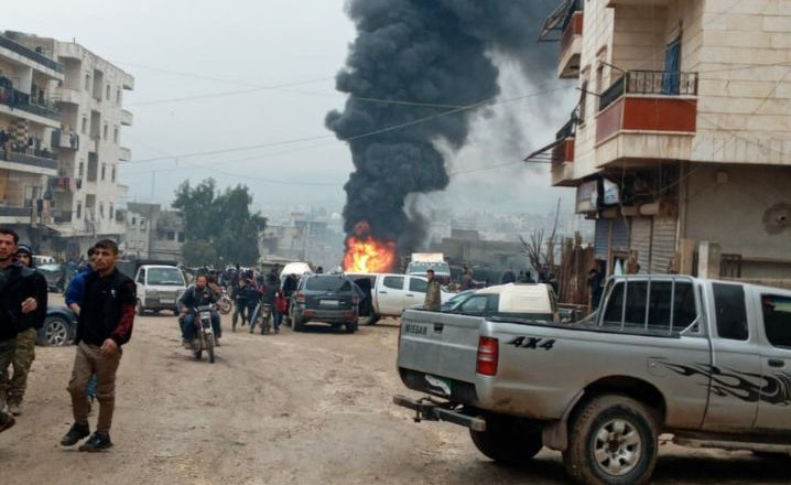New Blast In Turkish-Occupied Afrin Killed Or Injured 22 (Videos, Photos)