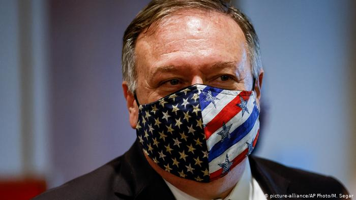 Pompeo Announces Even More Sanctions Against Iran In Final Days Of Trump's Office