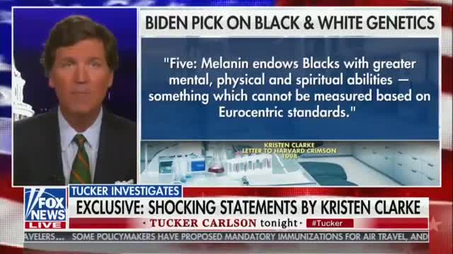 """Biden's Pick For Civil Rights Chief Claims Black People Are Superior To White, Supports """"Factual Anti-Semitism"""""""
