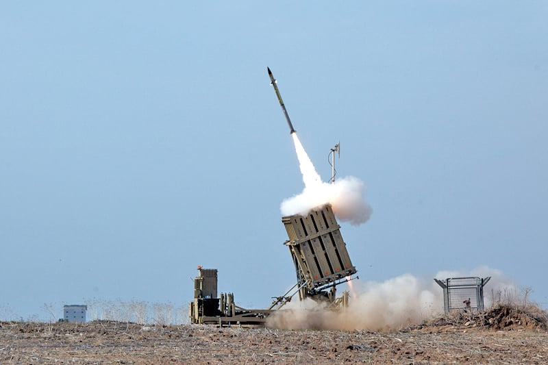 U.S. To Deploy Iron Dome Missiles To Persian Gulf Bases: Report