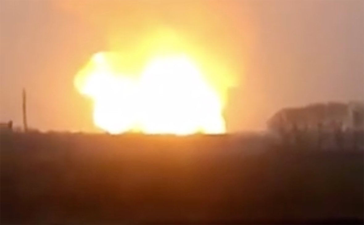 Explosion At Ukraine's Main Gas Pipeline, Authorities Claim It Might Be Sabotage