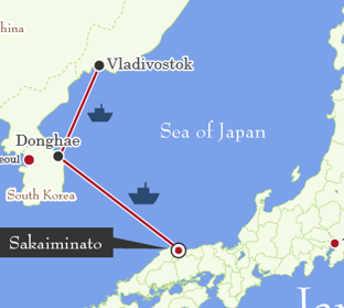 Head In The Sand: Japan And Russia