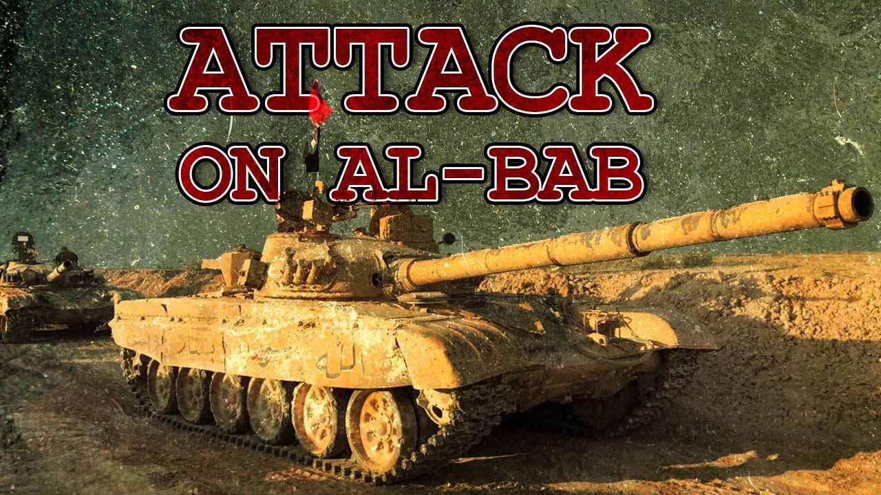 Türken fürchten russischen Vormarsch auf Al-Bab in Syrien