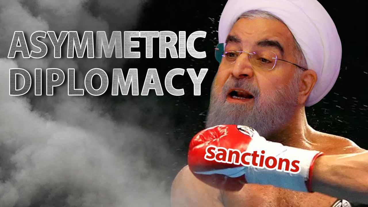 Iran nutzt seine Zugriffsmöglichkeit auf die Strasse von Hormuz, um die von den USA auferlegten Sanktionen abzuwehren