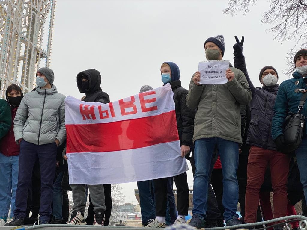 Provocateurs Instigate Violence During Anti-Government Protest In Moscow As State Department Cries Foul About 'Democracy' And 'Universal Rights'